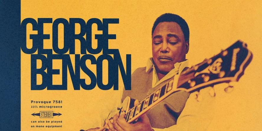 George Benson Album Cover