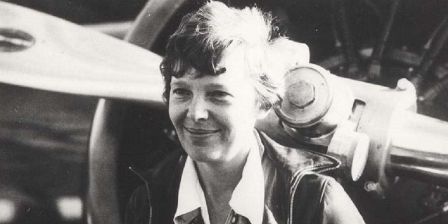 Image of Amelia Earhart