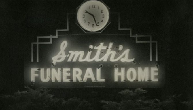 Smith's Funeral Home (IN.gov photo)