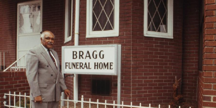Bragg Funeral Home Image