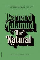 The Natural book cover