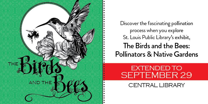 Pollinator exhibit