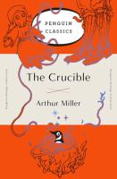 The Crucible book cover