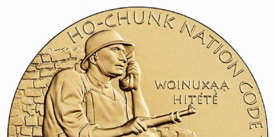 Ho-Chunk Code Talker
