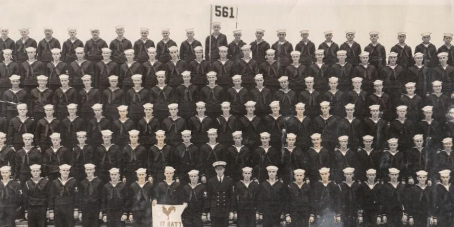 Picture of Navy Grads