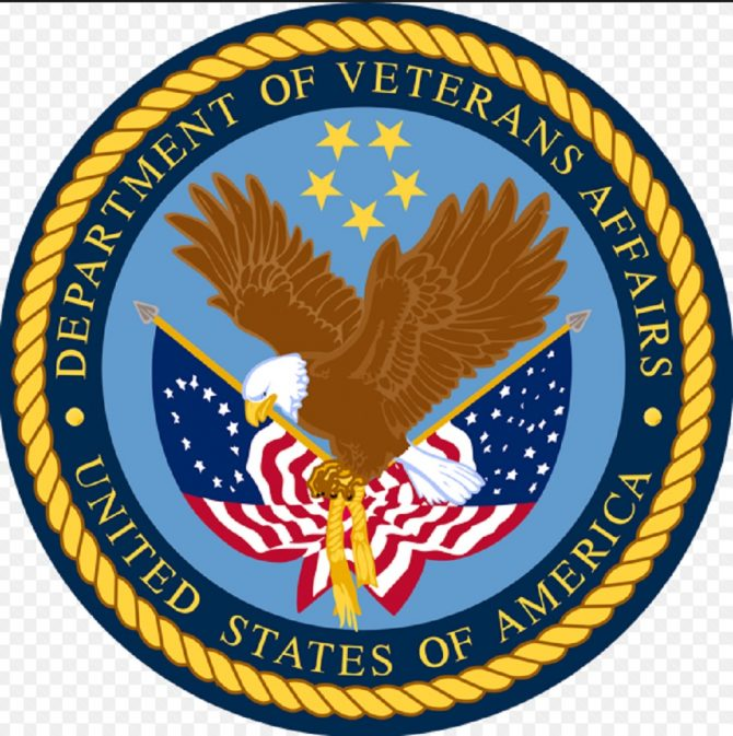 Official Seal of the Department of Veterans Affairs (VA.gov photo)