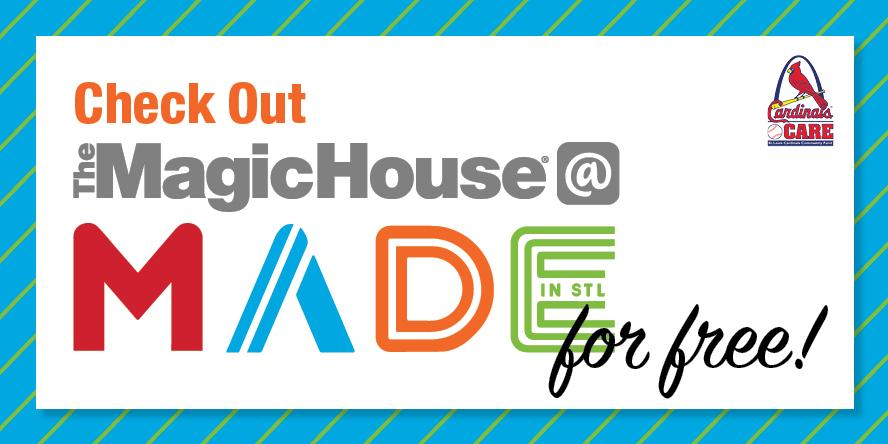 Magic House@MADE passes
