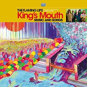 Image of The Flaming Lips' King's Mouth Music and Songs Album Cover