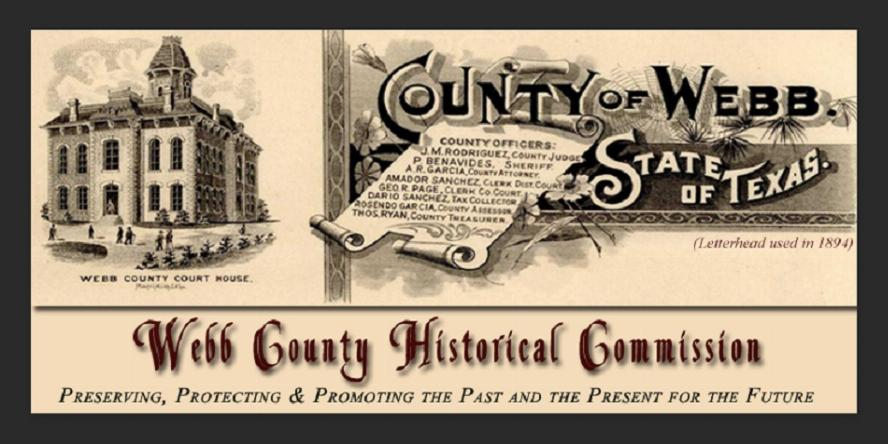 Webb County Historical Commission