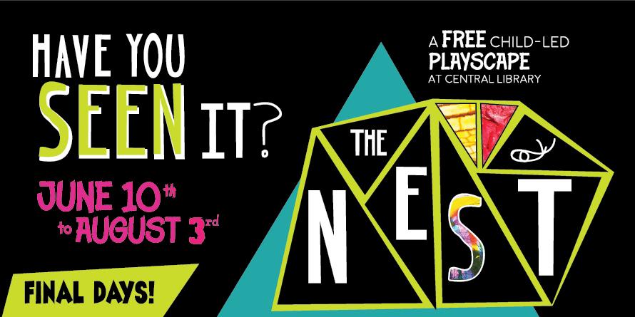 Nest Event Banner