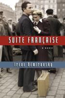 Suite Francaise book cover