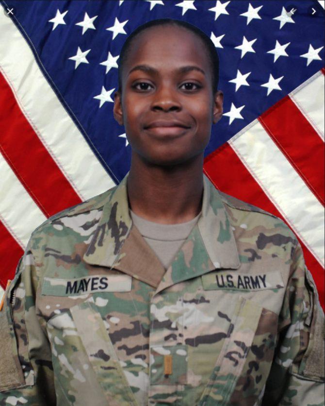 U.S. Army female soldier (Defense.gov photo)