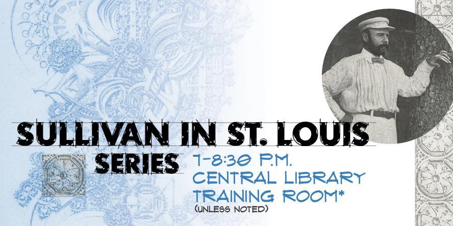 Sullivan in St. Louis Series Program logo