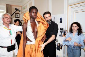 Daniel Roseberry, the new artistic director of Schiaparelli