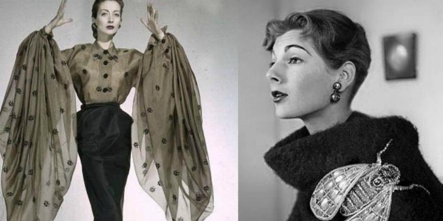 Designer Elsa Schiaparelli