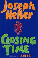 "Book cover of ""Closing Time"""