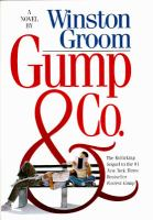 "Book cover of ""Gump & Co"""