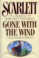 "Book cover of ""Scarlett"""