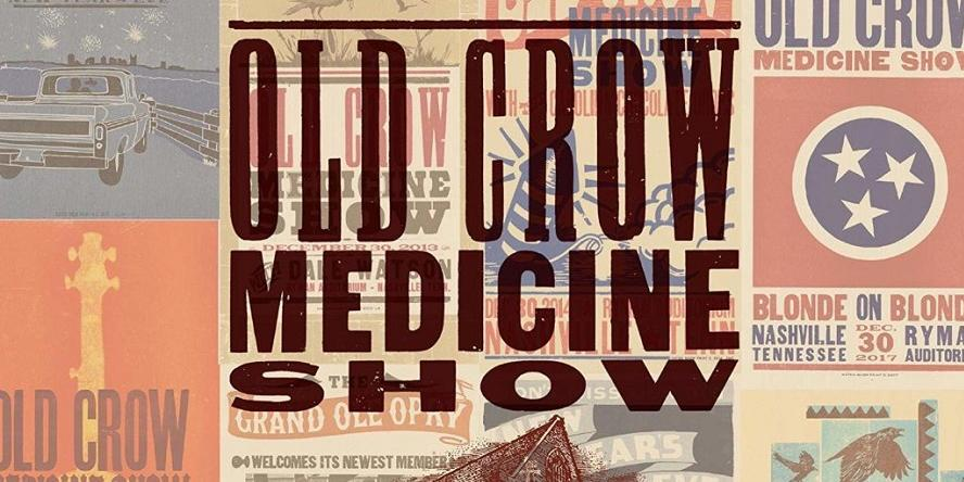 Old Crow Medicine Show poster