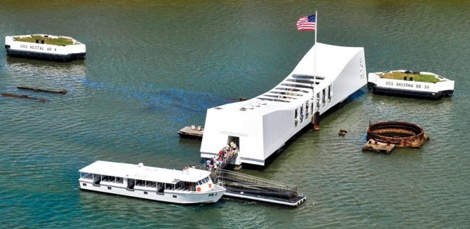 Pearl Harbor National Monument (NPS.gov photo)