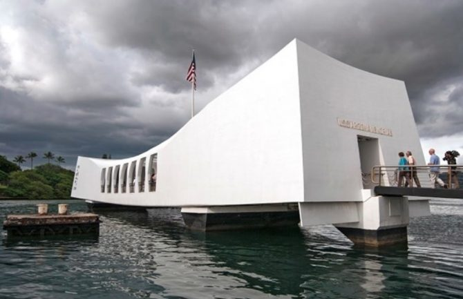 Pearl Harbor National Monument (NARA.gov photo)