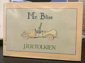Mr Bliss cover
