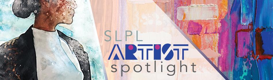 artist spotlight banner image
