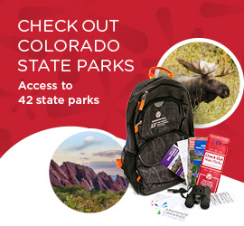 Check out Colorado State Parks backpacks