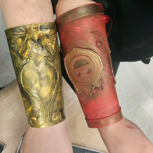 cosplay arms