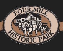 four mile historic park logo