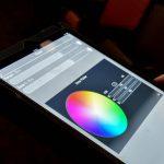 lighting options on ipad