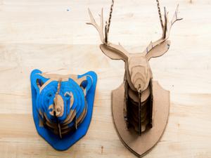 laser cut cardboard projects