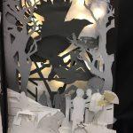 paper cut scene from raven boys
