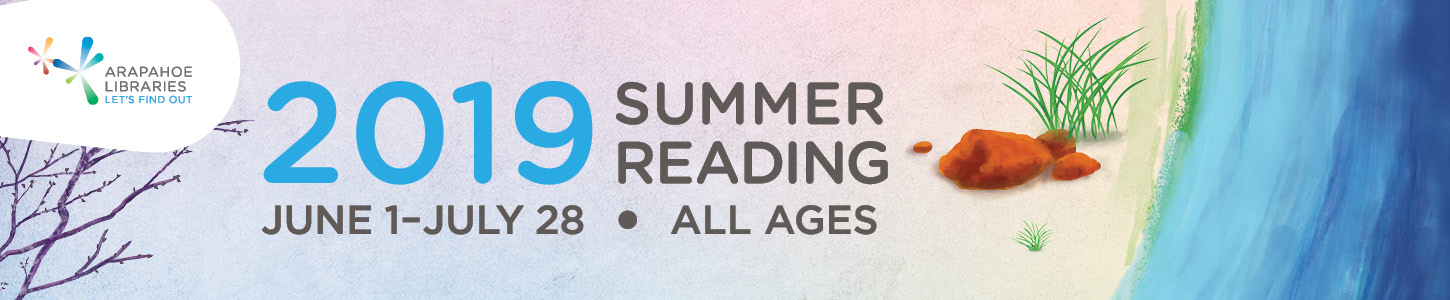 2019 Summer Reading June 1 to July 28