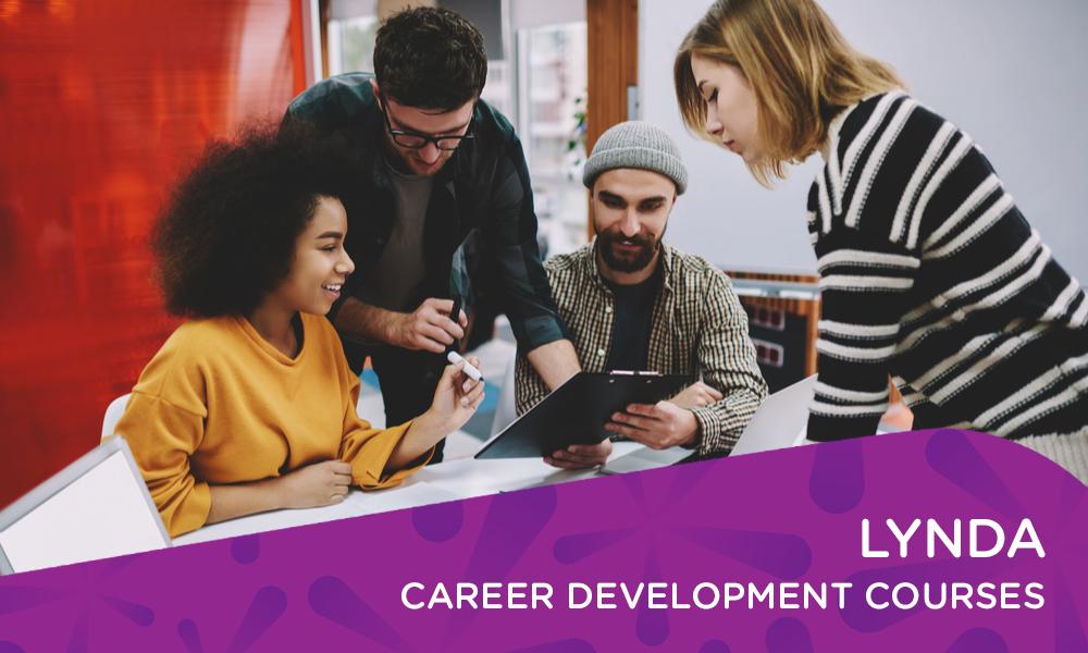 Lynda Career Development Courses