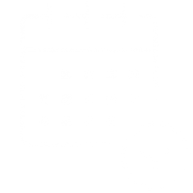 virtual events icon white