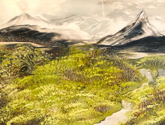 "Ala Park, ""Alaska's Glaciers"""