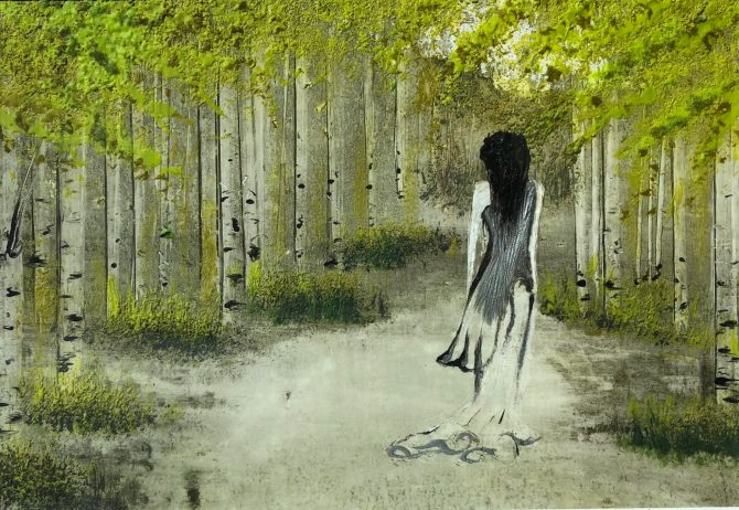 """Ala Park, """"The Fairy of the Birch Forest"""""""