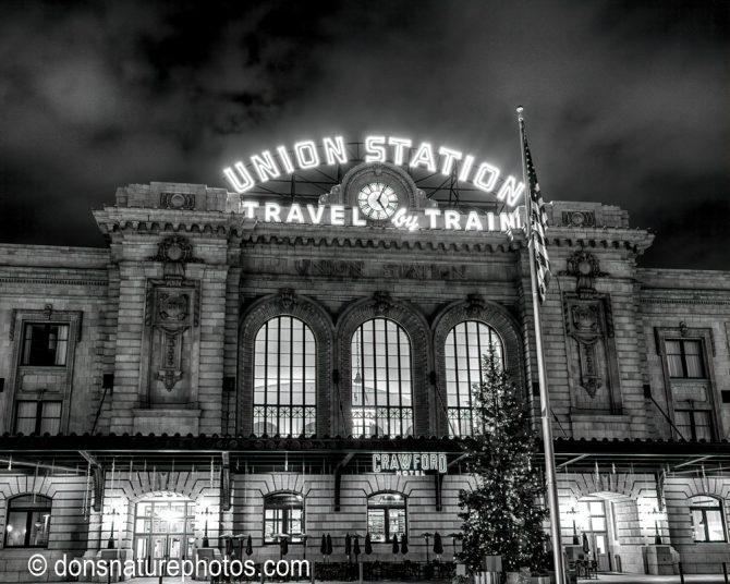 "Don Lewis, ""Union Station"", Various Medium"