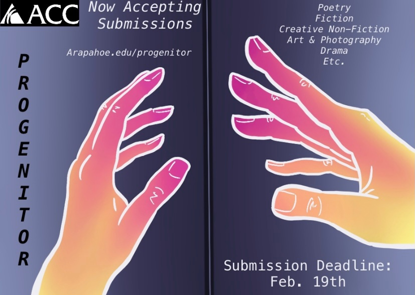 Submit your work to the Progenitor today! Progenitor, ACC's award-winning Art, and Literary journal. www.accwritersstudio.submittable.com/submit