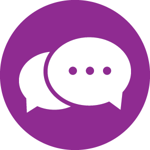 chat icon_purple