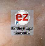 Image of EZ software desktop icon.