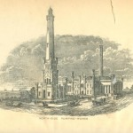 Picture of the Chicago Water Tower and pumping station