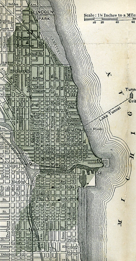 The Great Chicago Fire Knocked The Loop For A Loop Chicago Public