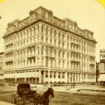 Field, Leiter & Co. (later Marshall Field & Co.) before the 1871 Fire