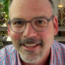 Author Jeff Anderson