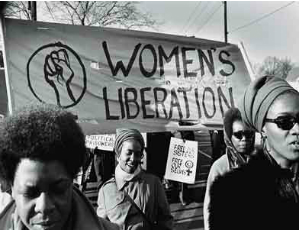 Brenda Eichelberger/National Alliance of Black Feminists Papers.