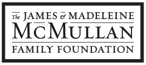 The James & Madeleine McMullan Family Foundation logo