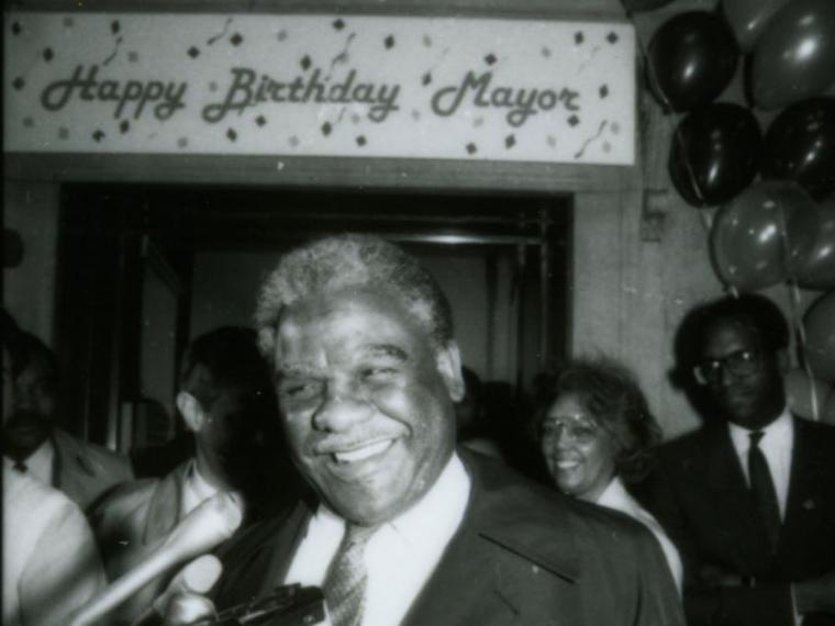 Harold Washington's Birthday