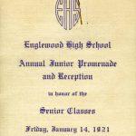 junior prom program